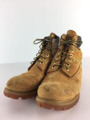 ×24Karats/使用間有/ブーツ/25.5cm/CML/スウェード