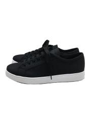 Nylon Sneakers/ローカットスニーカー/US6/BLK/ナイロン/型番:4e3397