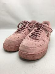 AIR FORCE 1 07 LV8 SUEDE/エアフォーススエード/ピンク/AA1117-601/27.5cm/