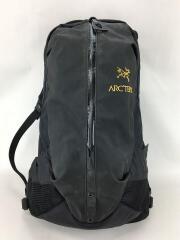 ARRO22(アロー)/リュック/PVC/BLK/無地