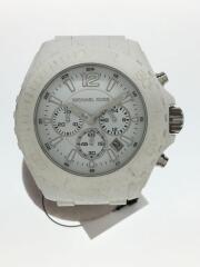 クォーツ腕時計/アナログ/WHT/111203