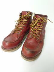 RED WING レッドウィング/ブーツ/25.5cm/ボルドー/レザー/Irish Setter