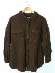 シャツ/圧縮ジャージビッグカバーオール/09WF195207