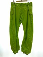 クイックシルバー メンズ/スノーボードウェアー/M/黄緑