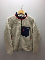 フリースジャケット/パタゴニア/XXL/STY65625FA18/ポリエステル/アイボリー