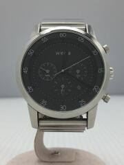 クォーツ腕時計/wena/CAL0S20/アナログ/グレー