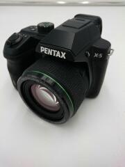 デジタルカメラ PENTAX X-5 [クラシックブラック]