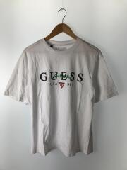 Tシャツ/S/コットン/WHT/