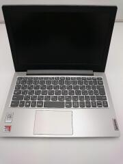 ノートパソコン IdeaPad Slim 150 81VR001BJP [プラチナグレー]/AMD/4GB