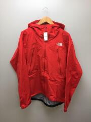 クライムベリーライトジャケット/NP11505/ナイロンジャケット/XL/ゴアテックス/RED
