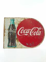 ホーロー看板/コカ・コーラ/昭和レトロ/ヴィンテージ