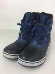 ブーツ/25.5cm/BLU