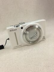 デジタルカメラ COOLPIX S8200 [ナチュラルホワイト]