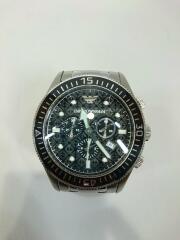 クォーツ腕時計/ステンレス/シルバー/AR-0553