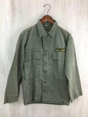 50sVINTAGE/50年代/13stars/ミリタリーシャツ/長袖シャツ/KHK
