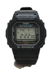 クォーツ腕時計・G-SHOCK/デジタル/WHT/BLK