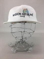キャップ/AU06107AT7100/--/ゴアテックス/WHT/帽子/白