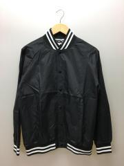 19SS/SZ-J006/Varsity Jacket/M/ナイロン/ロゴプリント・ナイロンスタジャン