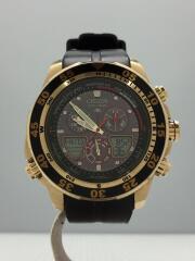 C660-S067634/プロマスター/エコドライブ・ヨッティングワールドタイム/ソーラー腕時計