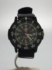 クォーツ腕時計/アナログ/ナイロン/3000/3900V3