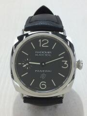ラジオミール ブラックシールロゴ PAM00380 手巻 (R0430/1000)