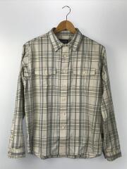 size S/バックショット・チェックシャツ 53856 FA12