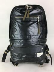 HUNT ハント リュック 01232/ポリウレタン/ブラック