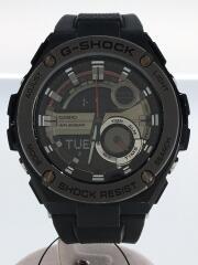 G-SHOCK Gスチール GST-210B-1A/ブラック