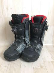 RIDE/ライド/スノーボードブーツ/ソフトブーツ/25cm/ブラック