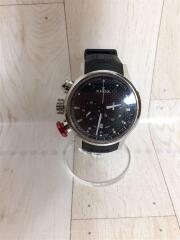 EDOX/エドックス/腕時計/メンズ腕時計/アナログ/ラバー/ブラック