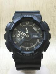 クォーツ腕時計/デジアナ/時計