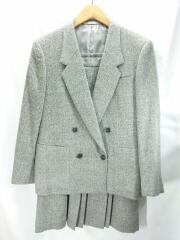 スーツ/M/ウール/GRY/Aquascutum/アクアスキュータム