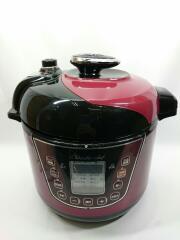 圧力鍋/容量:3L/RED