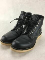 ブーツ/26.5cm/BLK/レッドウィング/8165