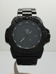 クォーツ腕時計/アナログ/ステンレス/BLK/BLK/XS.3252.BO.L/3250-1GBq