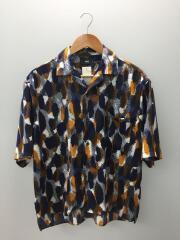 半袖シャツ/S/ポリエステル/マルチカラー/HA020026AA