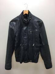 Harlem Rounge/レザージャケット・ブルゾン/XL/豚革