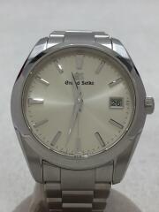 グランドセイコー/SBGV221/クォーツ腕時計/アナログ/ステンレス/SLV/SLV