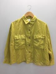 細コーデュロイCPOシャツジャケット/FREE/コーデュロイ/YLW/CPZ1092202A006