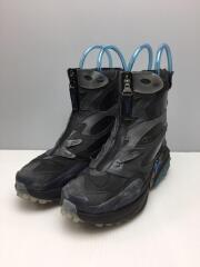 ブーツ/27cm/BLK/UNDERCOVER/REACT BOOT/CJ6971-001