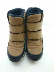 キッズ靴/17cm/ブーツ/BRW/NC3494