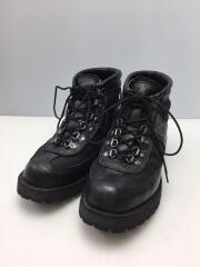 FEATHER LIGHT/20917X/レースアップブーツ/US10/BLK/レザー