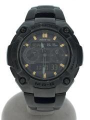 ソーラー腕時計・G-SHOCK/デジアナ/チタン/BRW