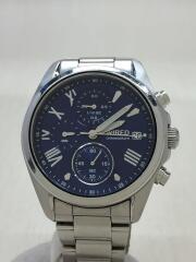 クォーツ腕時計/アナログ/ステンレス/シルバー/vd57-kz10