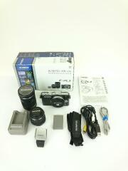 デジタル一眼カメラ OLYMPUS PEN Lite E-PL3 ダブルズームキット [ブラック]