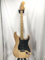 Stratocaster 1979/Stratocaster/NAT/塗装剥がし/ネックPU交換/純正ハードケース付属