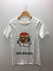 Tシャツ/S/コットン/ホワイト