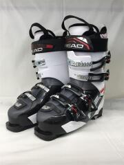 NEXt EDGE スキーブーツ/27cm/ホワイト/アダルト/NEXt EDGE