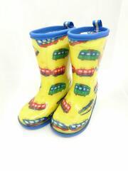 キッズ靴/14cm/長靴/YLW/未使用長靴/黄色
