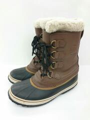 ブーツ/26cm/ブラウン/ウール/nm3487